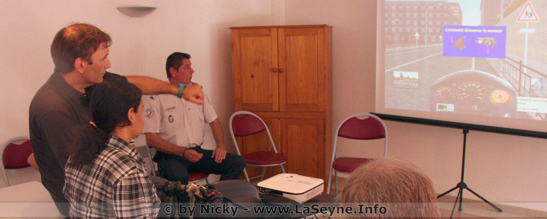 laseyne info la maison de la s curit routi re msr var recherche des intervenants. Black Bedroom Furniture Sets. Home Design Ideas