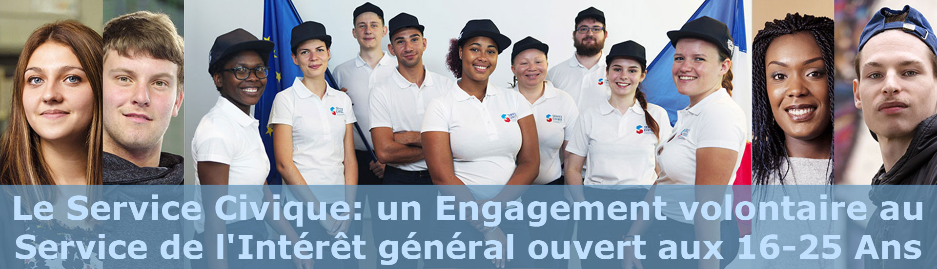 Info DDFiP: Candidatures - Recrutement de Volontaires du Service Civique