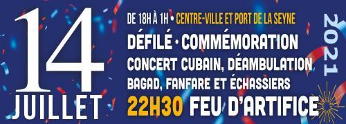 MàJ: Le 14 Juillet 2021 à La Seyne -