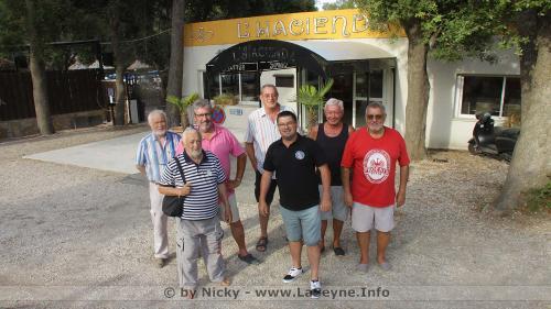 Le Camping Buffalo et son Restaurant l'Hacienda -