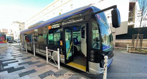 RMTT: Le premier Bus