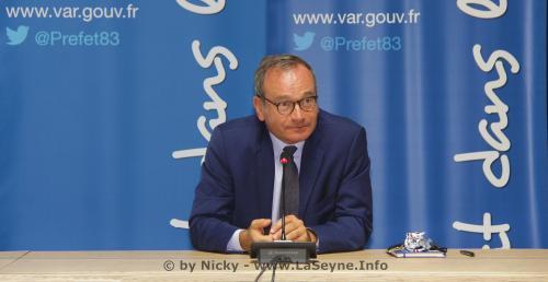 #Covid19: Les Rassemblements privés de plus de 30 Personnes sont interdits dans les Etablissements recevant du Public -