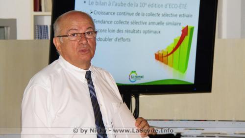 TPM: Gilles Vincent succède à Jean-Guy Di Giorgio à la présidence du Sittomat -