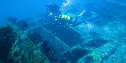 Accident de Plongée: Décès d'un Plongeur sur l'Epave du Donator, ce 08/10/2020 -