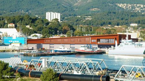 Le CNRS s'installera à La Seyne du Côté de Brégaillon -