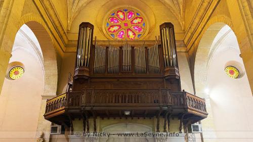 L'Église Notre-Dame-du-Bon-Voyage de La Seyne-sur-Mer -
