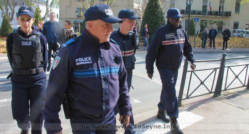 Une nouvelle Convention entre la Police municipale et la Police nationale à La Seyne -