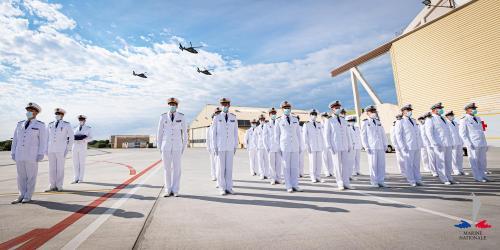 La Flottille 35F reprend l'Alerte de Secours en Mer sur la Façade méditerranéenne -