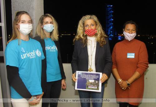 UNICEF France: La Seyne Candidate au Titre de « Ville Amie des Enfants » -