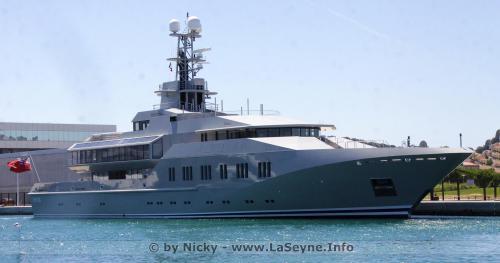 Le Yacht de Luxe