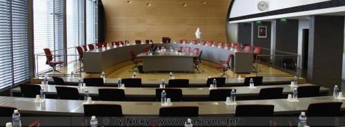 Conseil municipal Seynois