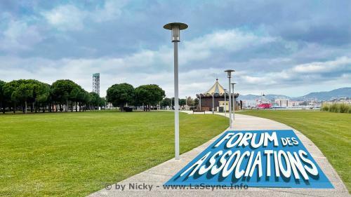 Inscriptionsau Forum des Associations 2021, jusqu'au 18 Juinsur le Site de la Ville -
