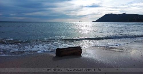 Travaux de Retroussement de Sable: Fermeture de la Plage des Sablettes et de Saint-Elme du 11 au 15/01/2021 -
