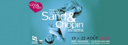 Le Festival Sand & Chopin en Seyne 2020, du 12 au 22 Août -