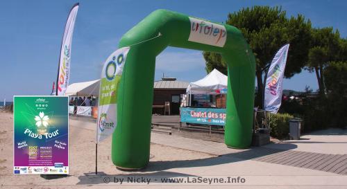 L'Ufolep Playa Tour 2021, du 21 au 23 Juillet aux Sablettes -